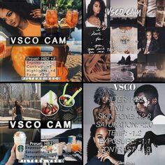 filtro-hb2-vsco-cam-para-se-inspirar-pele-negra-blog-nega-vaidosa Vsco Photography, Photography Filters, Instagram Theme Vsco, Fotografia Vsco, Vsco Themes, Photo Editing Vsco, Artsy Photos, Vsco Presets, Vsco Filter