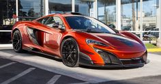 This McLaren MSO HS Will Make You Forget The P1 #Galleries #McLaren