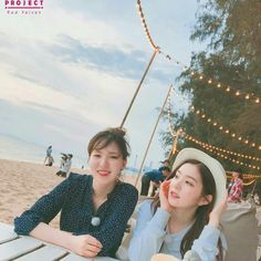 Wendy and Irene