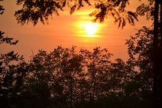 Zachód Celestial, Sunset, Outdoor, Outdoors, Sunsets, Outdoor Games, The Great Outdoors, The Sunset