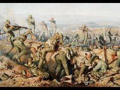 Erster Weltkrieg : Ostfront und die Schlacht bei Gallipoli
