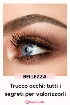 Eye Makeup, Eyes, Genere, Grande, Beauty, Makeup, Make Up Eyes, Tips, Knowledge