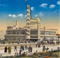 Seaside history The British seaside holiday http://www.seasidehistory.co.uk/architecture.html