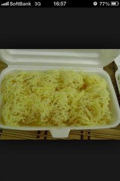 Pichi Pichi with Cheese