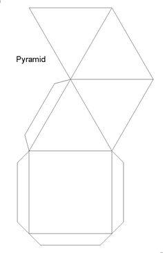 Pirámide imprimir