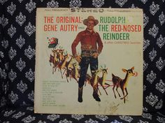The Original Gene Autry sings Rudolph the Red-Nosed Reindeer