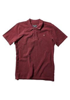 Range S/S Polo II | Men's Shirts | Nixon Watches and Premium Accessories