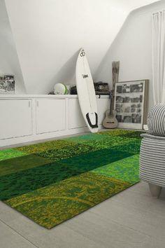 My new bedroom carpet