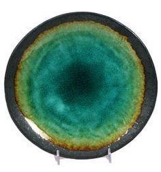 Japanese Turquoise Green Kosui 9 1/2 Inch Plate Happy Sales http://www.amazon.com/dp/B003ETFVU8/ref=cm_sw_r_pi_dp_o-qpvb06EF861