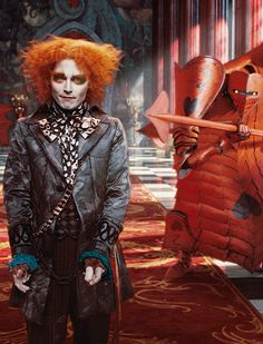 """Johnny Depp as the Mad Hatter in Tim Burton's """"Alice In Wonderland"""" Alice In Wonderland Aesthetic, Alice In Wonderland Drawings, Alice And Wonderland Quotes, Adventures In Wonderland, Alice In Wonderland Hatter, Wonderland Party, Johnny Depp Characters, Johnny Depp Movies, Lewis Carroll"""