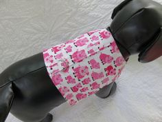 Pig Cat or  Dog  Harness  Boutique Harness by graciespawprints