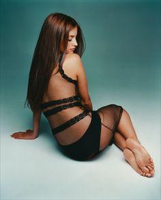Penelope Cruz - Lorenzo Agius Photoshoot 1999 for GQ