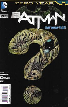 Batman  # 29 DC Comics The New 52! Vol 2