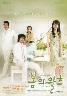 Spring Waltz (Korean Drama) - 2006