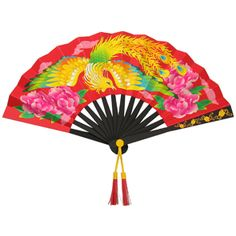 Chinese Fan - Lucky Items - Decorative - Paper Craft - Canon CREATIVE PARK