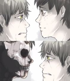jean, marco attack on titan <3 :'( WHY! WHY WOULD U PUT THIS IMAGE IN MY HEAD?! OMG I JUST CAN'T!!!