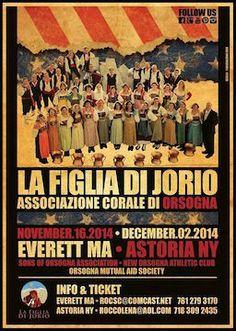 Il coro di Orsogna in tour negli Stati Uniti