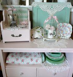 Shabby cupboard...