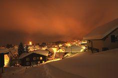 Andermatt, Switzerland, Winter, Outdoor, Night, Winter Time, Outdoors, Outdoor Games, The Great Outdoors