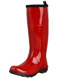 Rainy day essentials: Kamik Rain Boots