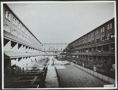 (1920-1924) Tusschendijken municipal housing - J.J.P. Oud