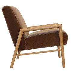Leslie Diamond lounge chair by Conant-Ball