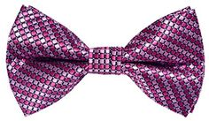 OCIA® Mens Woven Microfiber Pre-tied Bow Tie - ND032 OCIA https://www.amazon.com/dp/B01GBGM70W/ref=cm_sw_r_pi_dp_R1fHxbYJ8H469