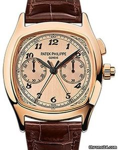 Patek Philippe 5950R-010 Grand Complications 37 × 44.6mm Champagne Satin Arabic Rose Gold Leather 20 $ 999,800