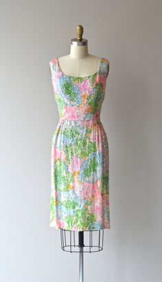 French Exhibition dress vintage 1960s dress sequin by DearGolden