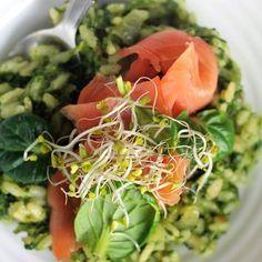 Jutro Dzień Świętego Patryka - zielone irlandzkie święto! 🐊🌱🍀 Coś zielonego przygotujesz? 🤔 Może pyszne #risotto ? 😞🔥😋 #risottos #saintpatricksday #green #greenfood #spinach #fit #fitrecipe #healthyfood #healthy #fitrecipeshealthy #mniam #healthyfood #mniam