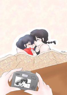 Nabiki: a Ranma y Akane les gustará mucho está foto jijiji