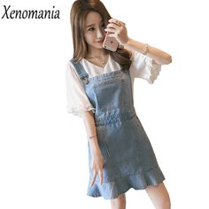 Denim Robe Denim Robes Femmes Robe Jeans Robe 2017 Robes L ukraine Pas Cher  Vêtements Chine Vinatge Robe Sexy Lolita Tunique dans Robes de Femmes  Vêtements ... fbbde3876aa2