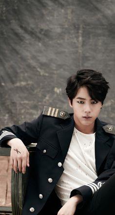 Jin (Kim Seokjin) BTS / Bangtan Sonyeondan / Bangtan Boys (진(김석진) 방탄소년단)