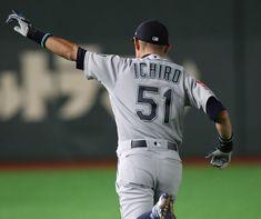 Ichiro Suzuki, Baseball Players, Sports, Beats, People, Hs Sports, Sport, People Illustration, Folk