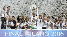 Real Madrid win 11th title after beating Atletico in shootout drama - Champions League 2015-2016 - Football - Eurosport