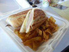 Don Ramon has the best Cuban Sandwich in @Downtown West Palm Beach