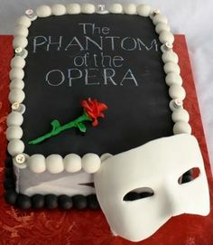 "Oh my word! I want this cake for my Birthday!!!!! ""That's all I ask of you""!!!!!!!!!!"