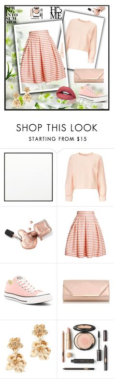"""moda 3"" by nejla-338 ❤ liked on Polyvore featuring By Lassen, Miss Selfridge, Rumour London, Converse, Dorothy Perkins and Oscar de la Renta"