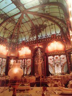 Art Nouveau à Paris