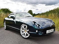 TVR Cerbera 4.5 Red Rose Lightweight