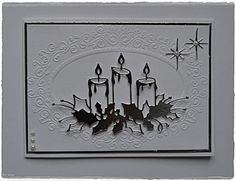 Glowing candles - memory box                                                                                                                                                                                 More
