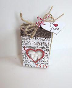 Chick-n-Scrap: Heart Tic Tac Box~ The Cutting Cafe