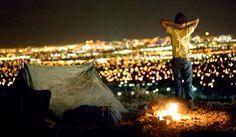 city camping