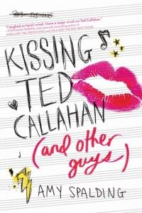 """Kissing Ted Callahan (And Other Guys) by Amy Spalding (YA FIC Spalding). Sixteen-year-olds Riley and Reid make a pact to pursue their respective crushes and document the experiences in a shared notebook they call """"The Passenger Manifest. Ya Books, Good Books, Books To Read, Anna And The French Kiss, Young Adult Fiction, New Teen, Guy Friends, Beautiful Book Covers, Books For Teens"""
