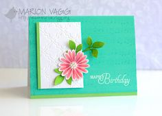 Annabelle Stamps Blog: Bling Sketch Challenge
