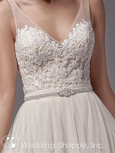 Sottero and Midgley Belts and Sashes Iona / BB7SS772