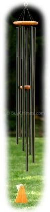 Arias Elite 65-inch Chime;  So tall, such church-bell sound; Beautiful in Sage Green
