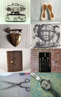 Love for Vintage by Theresa Hoey on Etsy--Pinned with TreasuryPin.com
