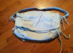 Just listed my Urban Outfitters Deux Lux Women's Slouchy White Flap Pocketbook for $12 on ebay. Happy Bidding...xo,tkg