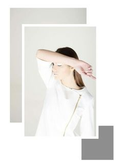 Alfa & Omega. Preview  Model: Valentina Olero  Clarence Eventi & Management Mua: Valeria Malpeso Stylist: Imma D'amico Concept and post-production: Natascia Iuliano